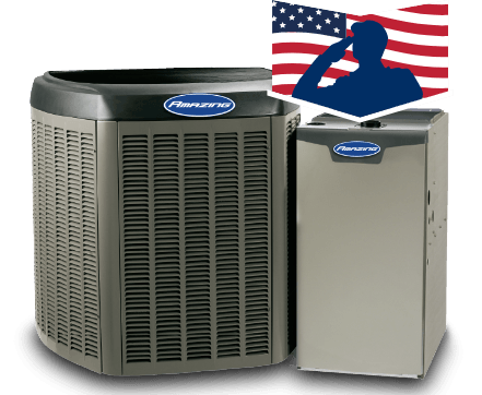 Salute to Service AC Systems