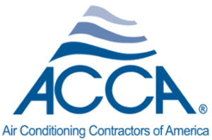 Logo of ACCA - Air Conditioning Contractors of America