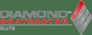 Seal of Diamond Contractor Elite