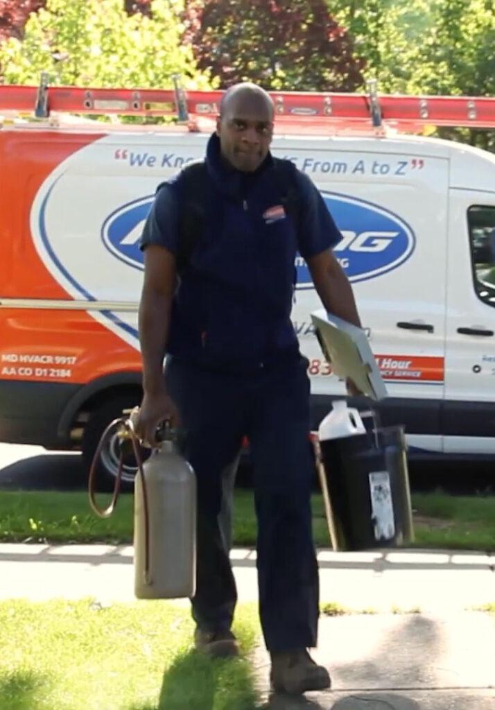 Amazing HVAC Technician