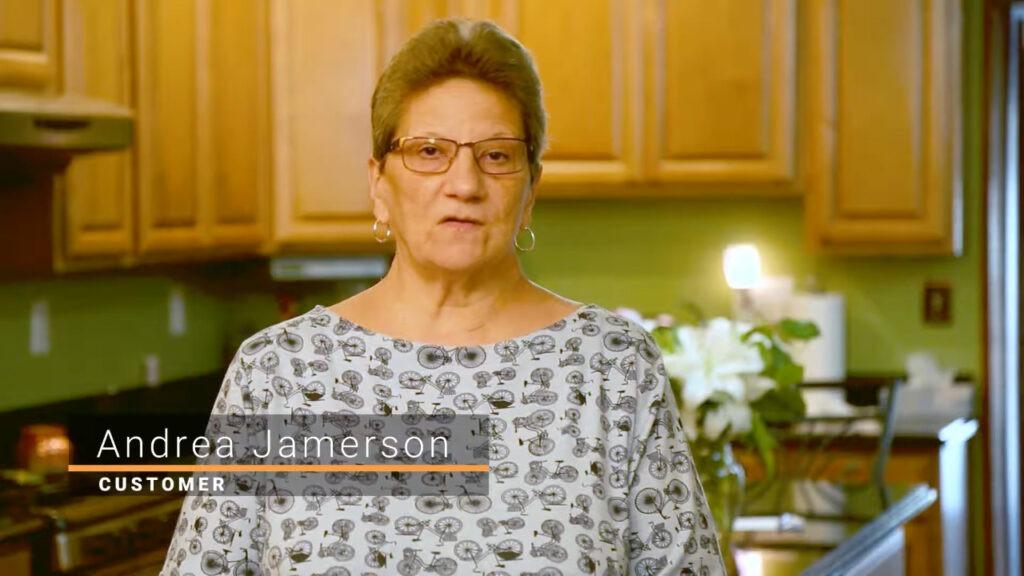 Andrea's Testimonial